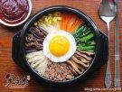 國外小吃 韓國石鍋拌飯