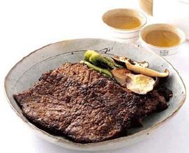 朝鮮烤牛肉