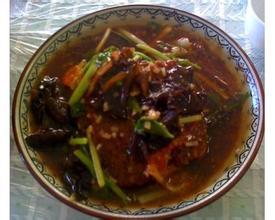 榔頭蒸鱔魚