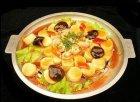 濟寧鄒城小吃 三鮮豆腐火鍋
