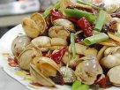 南通海安小吃 花椒文蛤