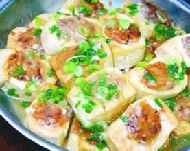 梅州客家釀豆腐