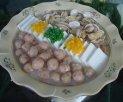 南通海安小吃 文蛤丸子