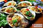 國外小吃 海鮮燒烤