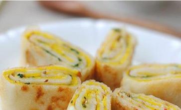 鱔魚雞蛋卷