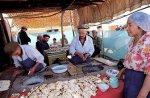 新疆小吃 空姐烤包子