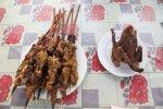 新疆小吃 羅布淖爾紅柳烤肉