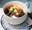 德陽什邡小吃 紅白豆腐
