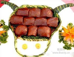 火燒蕨麻豬